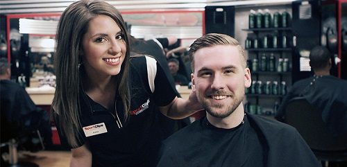 Sport Clips Haircuts of Avondale - Dysart & McDowell​ stylist hair cut